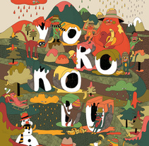Yorokobu. A Illustration project by Caroline Selmes         - 15.10.2010