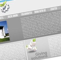 Healthcare Union. Un proyecto de Diseño de kid_A - Viernes, 22 de octubre de 2010 10:30:26 +0200