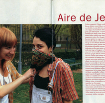 Merci Qui, magazine. A Design, and Photograph project by MAGS         - 20.12.2010