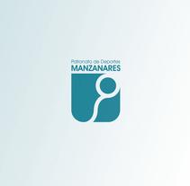 Patronato de Deportes Manzanares (Colaboración con Alberto Peco). A Design project by Jacinto Navarro Mondéjar         - 25.10.2010