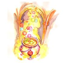 cuentos en la baraja. Un proyecto de Ilustración de Manuel Mateo Torés - 11-11-2010