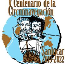 Logo V CENTENARIO. A  project by Francisco Javier Quirós Romero         - 01.11.2010