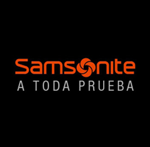 Samsonite. A  project by Payo - 09-11-2010