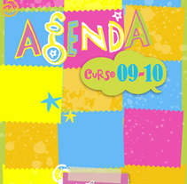Diseño AGENDAS - Revista SúperPop. Um projeto de Design de Noel Molinero - 10-11-2010