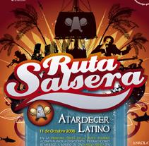 Ruta Salsera. Un proyecto de Diseño de djb          - 25.11.2010