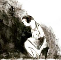 La princesa feliz (libro). Un proyecto de Ilustración de Patricia Metola - 30-11-2010