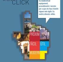 Xàbia a un click. Um projeto de Design e Publicidade de Símbolo Ingenio Creativo         - 03.12.2010