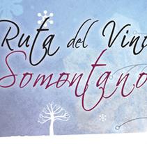 Ilustraciones Ruta del Vino Somontano. Um projeto de Design e Ilustração de COBA         - 08.12.2010