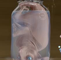Extinción. A Illustration project by Eduardo Puertas Borras - 11-12-2010