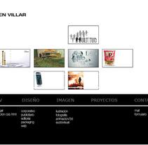 Portfolio. A Design, Illustration, Advertising, Music, Audio, Motion Graphics, Software Development, Photograph, Film, Video, TV, UI / UX, and 3D project by Carmen Villar Guillamón - 12-12-2010