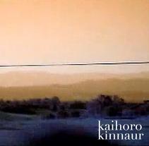 VIDEOS. KAIHORO. KINNAUR.. Um projeto de Música e Áudio e Cinema, Vídeo e TV de David Sanjuán         - 20.12.2010