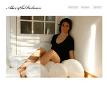 aliceandtheredman. Un proyecto de Fotografía de Luisa Fernandez Chavero - 03-01-2011