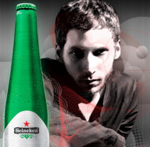 HEINEKEN // I-con by Oräito. A Design, and Advertising project by Nacho Gallego         - 13.01.2011