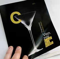 Venres Culturais 2011. A Design, Illustration, Advertising, and Photograph project by Gende Estudio         - 21.01.2011