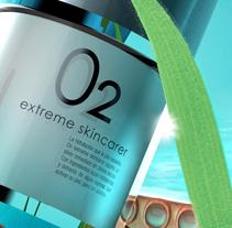 O2.Robado a la naturaleza. Um projeto de Design, Ilustração, Publicidade e 3D de SKIZOGRAFICS         - 28.01.2011