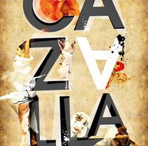CAZALLA CULTURA 2008. A  project by antonio paz         - 31.01.2011