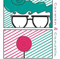 Gafotas. Um projeto de Design, Ilustração e Fotografia de Candela Romero Izquierdo         - 11.03.2011