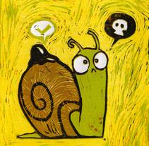Infantil. Un proyecto de Ilustración de Jotaká  - 07-03-2011