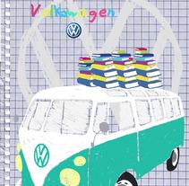 Cartel Premio Literario Que Leer. Um projeto de  de Candela Romero Izquierdo         - 12.03.2011