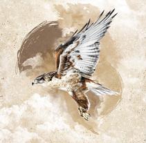 Free Bird. Un proyecto de Diseño e Ilustración de C. Germán González         - 16.03.2011
