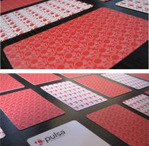 Tarjetas corporativas. Un proyecto de  de Cubik  - 19-03-2011