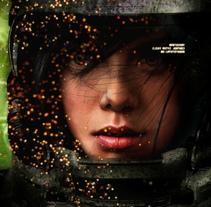 Trabajos recientes. A Design&Illustration project by David Rodríguez         - 26.03.2011