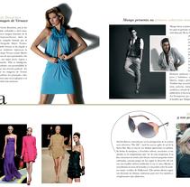 Diseño gráfico y maquetación. Un proyecto de Diseño, Publicidad e Instalaciones de Mònica  Roca - 18-05-2011