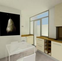 la cuina. Un proyecto de Diseño e Instalaciones de M.Carmen Donat - 04-04-2011
