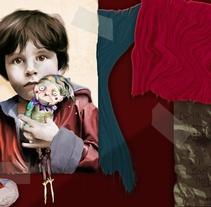 marionetas 1. Un proyecto de Diseño e Ilustración de chema benitez de sande         - 10.04.2011