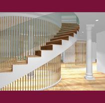 Centro cultural . Un proyecto de Diseño, Instalaciones y 3D de biadora proyecta         - 17.04.2011
