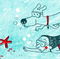 Happy Holidays!. Um projeto de Ilustração de marta altés         - 22.04.2011
