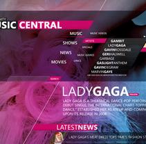 MTV Community Central. Um projeto de Design e UI / UX de Roberto Vivancos Galiano         - 11.05.2011