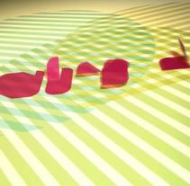 Bumper Animax (Boceto). A Design, Motion Graphics, Film, Video, and TV project by Chema Mateo Velasco         - 16.05.2011