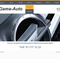 Gama Auto. A Software Development&IT project by Isabel Martín - Jun 02 2011 12:13 PM