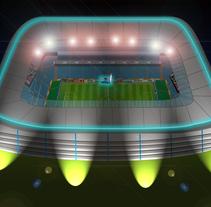 Viva el Futbol. Un proyecto de Diseño, Ilustración, Publicidad y Fotografía de Carlos Alfredo Gerez         - 06.06.2011