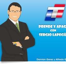 TN Prende y apaga. A Design, Illustration, Advertising, and Photograph project by Carlos Alfredo Gerez         - 10.06.2011