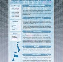 Diseño web CSS Zen Garden. Un proyecto de Diseño, Ilustración y Desarrollo de software de Álvaro Millán Sánchez         - 29.06.2011