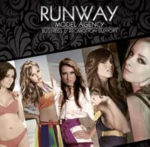 Runway Model Agency. Un proyecto de Diseño, Publicidad, Desarrollo de software y Fotografía de Luis E. Arellano         - 03.07.2011