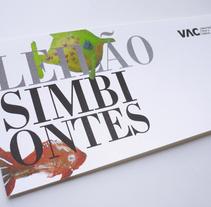 Simbiontes. Um projeto de Design e Ilustração de Pedro Falcão         - 06.07.2011