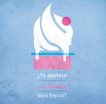 Cartelería, papelería y demás. Un proyecto de Diseño y Publicidad de David Rodríguez García         - 11.07.2011