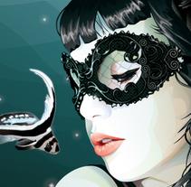 Absolución. Un proyecto de Ilustración de Leonor Sanahuja - Martes, 19 de julio de 2011 21:48:45 +0200