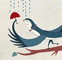 No eres un pez. Un proyecto de Ilustración de Laura Pastor - Jueves, 21 de julio de 2011 13:28:53 +0200