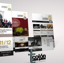 reel. Un proyecto de Diseño, Publicidad, Motion Graphics y 3D de zopak          - 25.07.2011