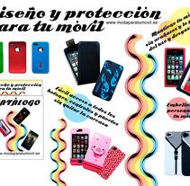 FUNDAS PARA IPHONE. A  project by Juan Carlos Espejo Feria - 03-08-2011