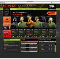 Diseño Web. Un proyecto de Diseño, Ilustración, Desarrollo de software, Fotografía y UI / UX de Daniel Gustavo Monte [DG]         - 08.08.2011