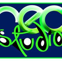 Logotipo crear studio. Un proyecto de Diseño de Juana Blanco Pulido         - 25.09.2011