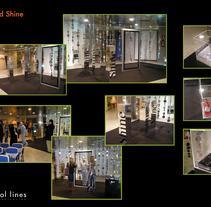 Shine. Un proyecto de Diseño, Publicidad e Instalaciones de Silvia Quesada Paisán         - 05.09.2011