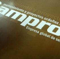 Branding y Web. Un proyecto de Diseño y Publicidad de Miguel Angel Lopez Gomez - Domingo, 13 de febrero de 2011 00:00:00 +0100