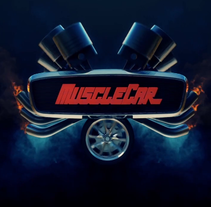 MuscleCar Promo. A Motion Graphics, Film, Video, TV, and 3D project by Pablo Mateo Lobo - 30-09-2011