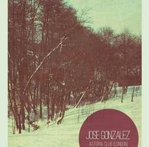 José González. A Design project by Sara Peláez - 24-11-2011